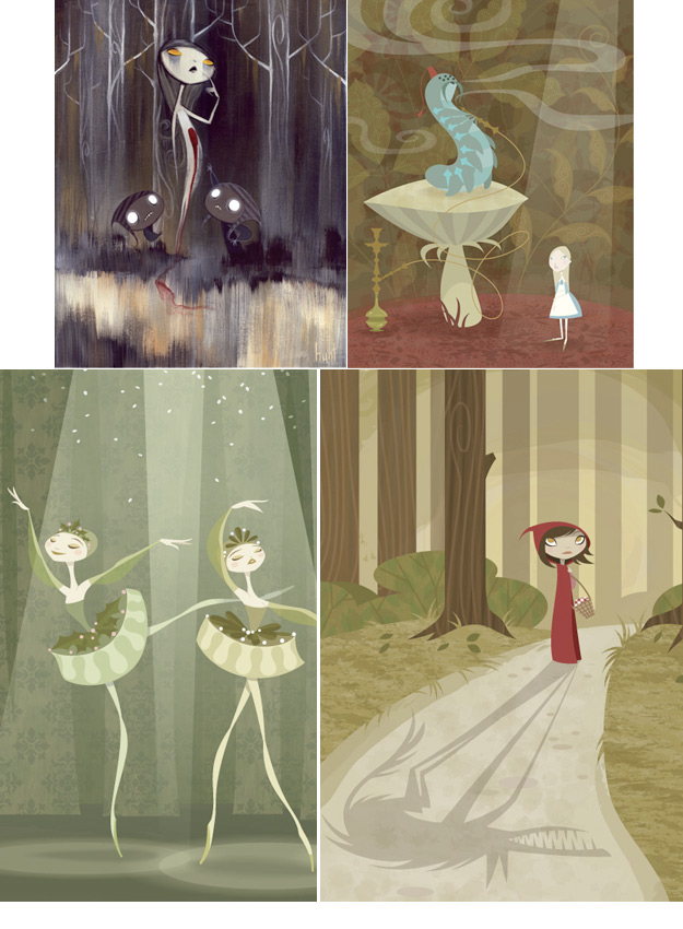 Krista Huot's Work
