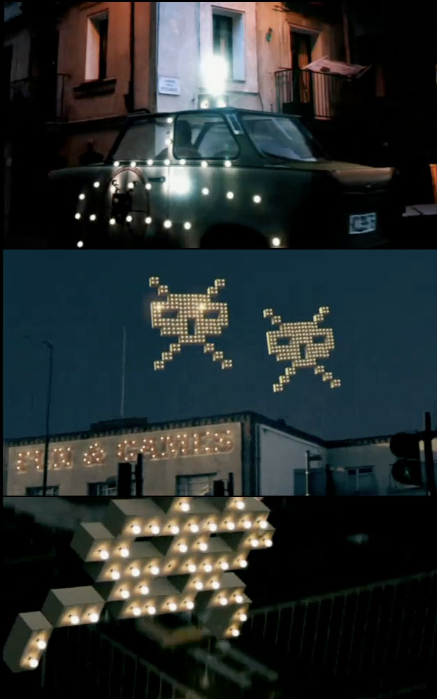 Space Invaders Music Video - Royksopp