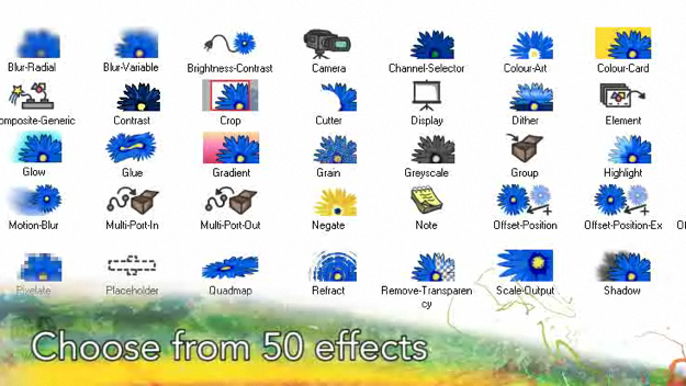 50 Effects in Animate Pro
