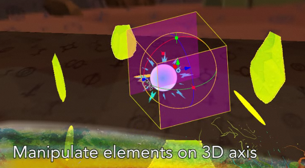 3D in Toon Boom Animate Pro