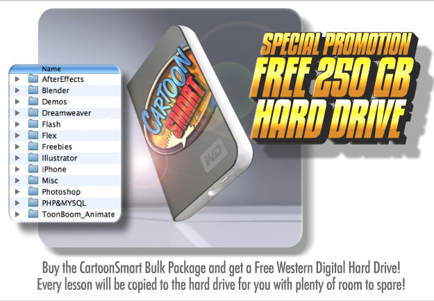 Special Promotion CartoonSmart Bulk Package