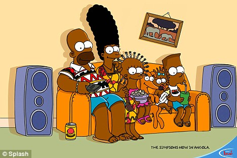 African Simpsons