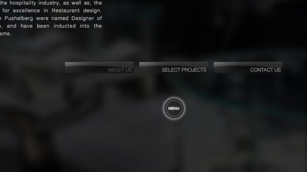 floating flash menu