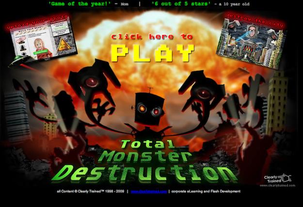 Total Monster Destruction