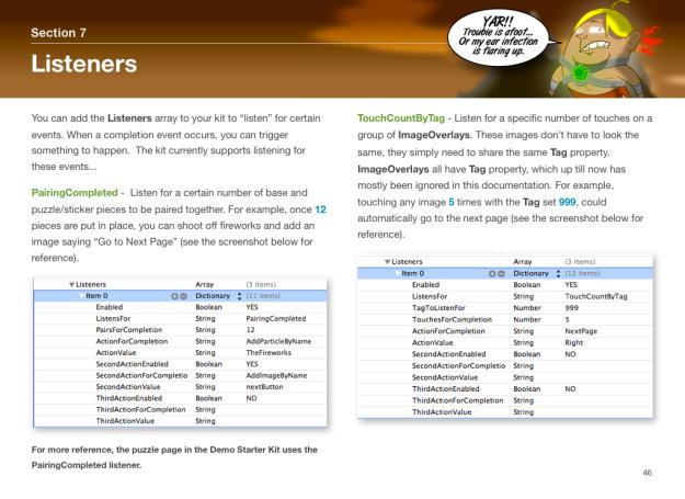 Story Tellers iOS Starter Kit
