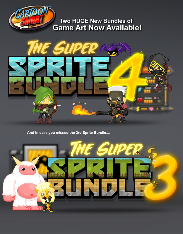 Royalty Free Game Art and Sprite Collection